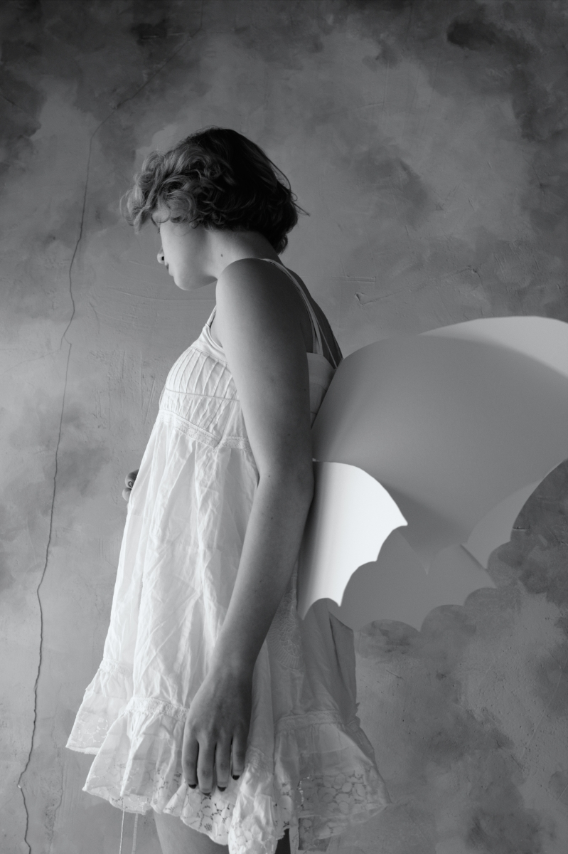 Liza Schegolkova Cut My Wings
